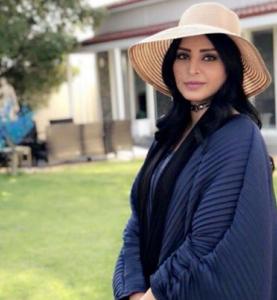 """ريم عبدالله تظهر بـ """"الحناء"""" على شعرها وتقلد دلع مشهورات ..."""