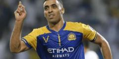 عبدالرزاق حمدالله يغضب جماهير نادي النصر بتصرف غريب