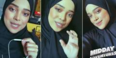 مشاعل الشحي تثير حيرة الجمهور بارتدائها الحجاب مجدداً