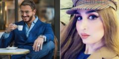 هند القحطاني تهاجم سعد لمجرد: أكرهه فهو سادي