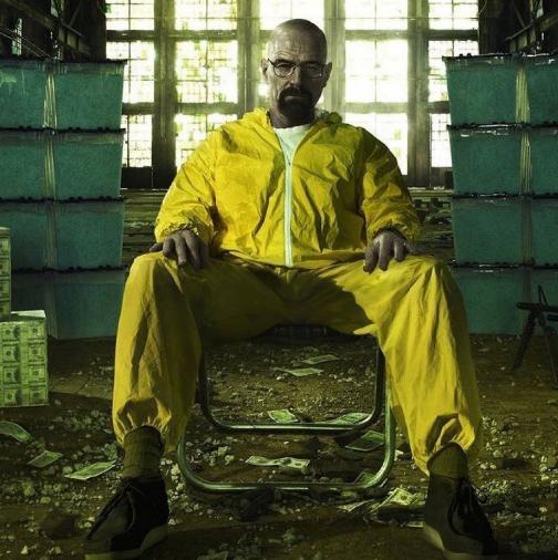 مسلسل Breaking Bad، قصة مسلسل Breaking Bad افضل 20 مسلسلات نتفليكس 2020