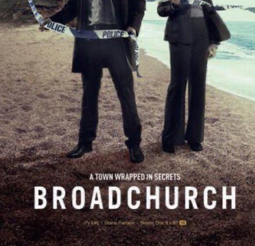 مسلسل Broadchurch، قصة مسلسلBroadchurch أفضل مسلسلات netfilx 2020
