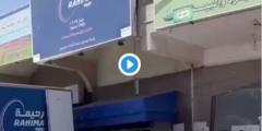السعودية بدون بيض.. فيديو تدافع وازدحام في أحد أسواق السعودية لشراء البيض