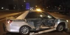 تفاصيل القبض على سائق في حالة غير طبيعية برفقته فتاة بجدة بعد دهسه لرجل أمن