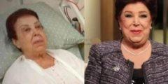 حقيقة وفاة رجاء الجداوي بعد تدهور حالتها الصحية بسبب فيروس كورونا