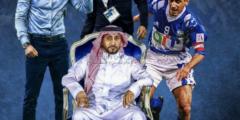 سامي الجابر في ليوان المديفر يكشف أسرار نادي الهلال وعرض تدريب نيوكاسل