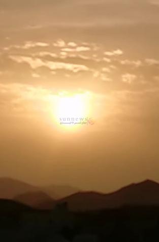 شمس السبت 23 رمضان