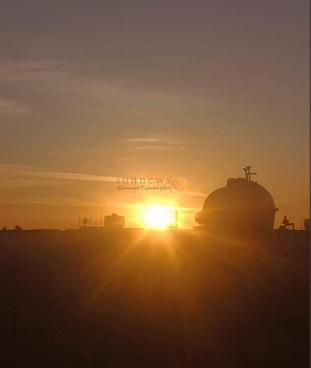 شمس ليلة القدر 22 رمضان
