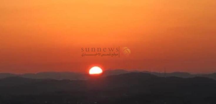 شمس ليلة القدر 30 رمضان
