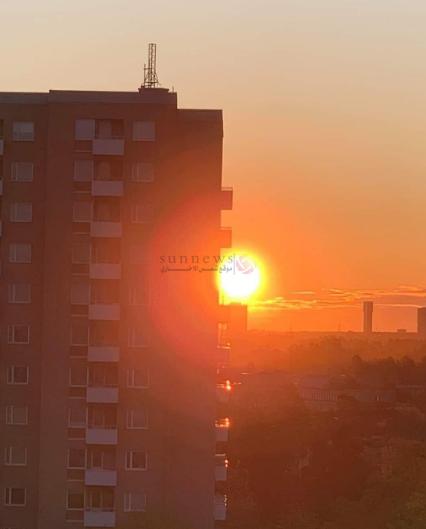 شمس ليلة القدر