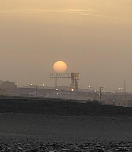 شمس يوم 25 رمضان 1441