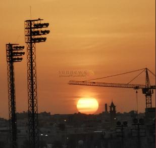 صور شمس ليلة 23 رمضان