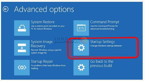 مشكلة ظهور الشاشة السوداء قبل اجراء الاختبار التحصيلي التجريبي_examsoft.com