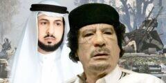 تسريب جديد.. حاكم المطيري يعرض على القذافي تغيير الحكم في السعودية والكويت باستخدام القبائل