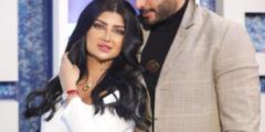 بعد أن نفى خيانته لها.. أحمد سالم يعترف بخيانته لزوجته ملكة كابلي ويبرر ذلك