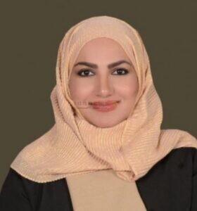 رافضية تتولى منصب صحي كبير, لمياء عبدالمحسن البراهيم