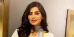 ريم عبدالله تستفز جمهورها بعد ارتدائها رشاش رعد الشمال