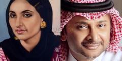 صورة والدة عبدالمجيد عبدالله والشبه بينهما صادم