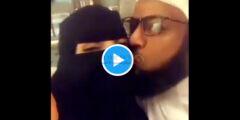 مقطع المطوع… بالفيديو حقيقة ظهور شيخ ملتحي في مقطع فيديو مثير في السعودية