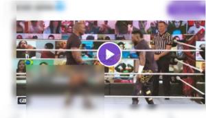 عرض السلالم تي ال سي tlc wwe 2020