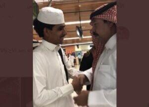 وفاة بدر سائق الشاعر علي بن حمري