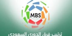 ترتيب الدوري السعودي للمحترفين الهلال متصدر مع انتهاء الجولة الـ13