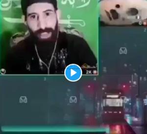 عبد الله يحرق القرآن