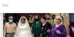 زواج جدة شهاب بالصور والفيديو