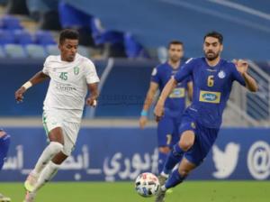 الأهلي واستقلال طهران دوري أبطال آسيا