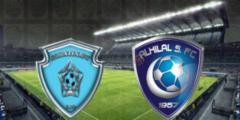 نتيجة مباراة الهلال والباطن المتوقعة اليوم الجمعة 14 مايو 2021 في الدوري السعودي