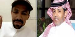 أبو ظهر يعترف بفساد بالنصر وعبدالعزيز أحمد بغلف يرد عليه