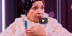 أحدث ظهور الفنانة أمل عباس بعد أزمتها الصحية وهذه رسالتها لزملائها في الوسط الفني