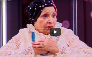 أمل عباس بعد أزمتها الصحية