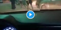 فيديو صادم من حي كيلو 8 في جدة.. ماذا يحث في حي كيلو 8 في جدة؟
